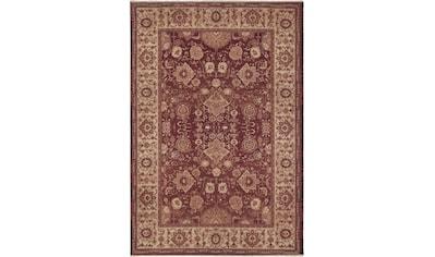 NOURISTAN Teppich »Maschad Chora«, rechteckig, 7 mm Höhe, Orient-Optik, Wohnzimmer kaufen