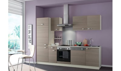 OPTIFIT Küchenzeile »Vigo«, ohne E-Geräte, Breite 270 cm kaufen