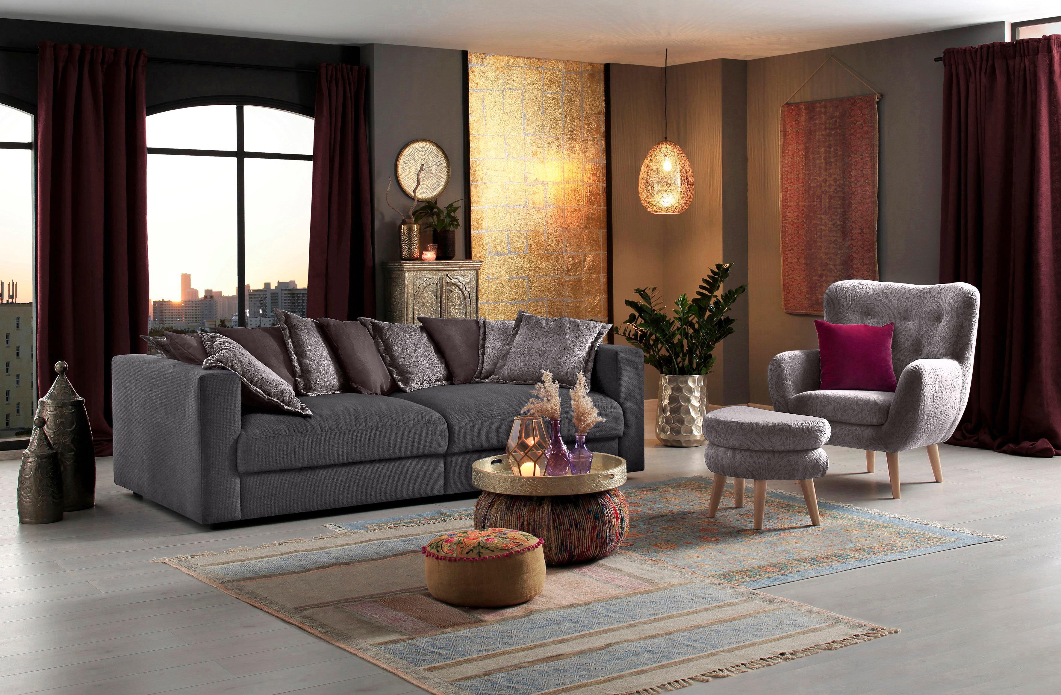 Home affaire Big-Sofa Hartland