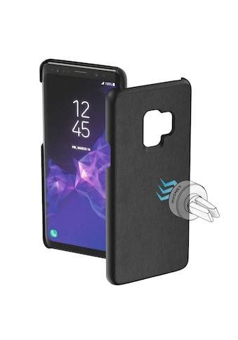 """Hama Cover, Hülle """"Magnet"""" für Samsung Galaxy S9, Schwarz kaufen"""