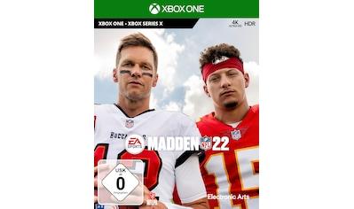 Electronic Arts Spiel »Madden NFL 22«, Xbox One kaufen