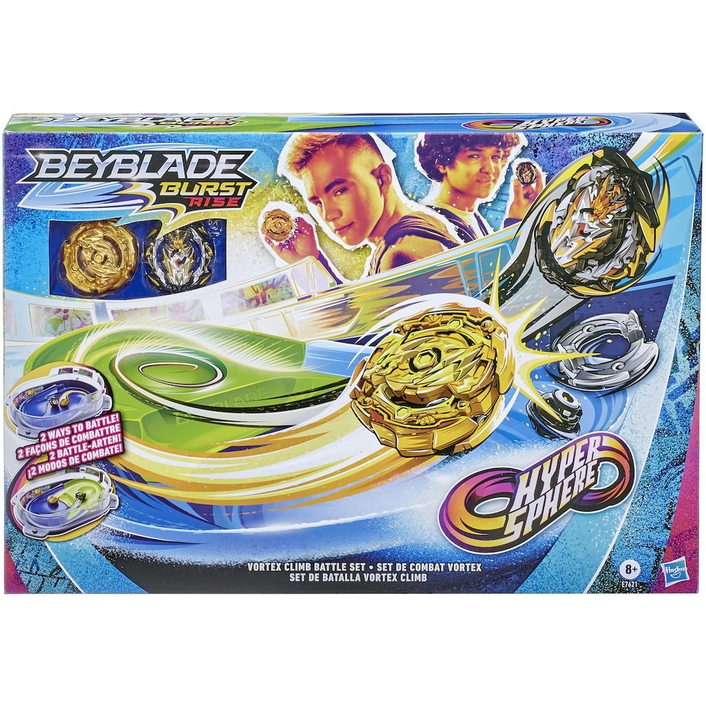 Hasbro Spieltisch »Beyblade Burst Rise, Hypersphere Vortex Climb Battle«