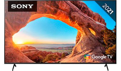 "Sony LCD-LED Fernseher »KD-65X85J«, 164 cm/65 "", 4K Ultra HD, Smart-TV, Smart TV kaufen"