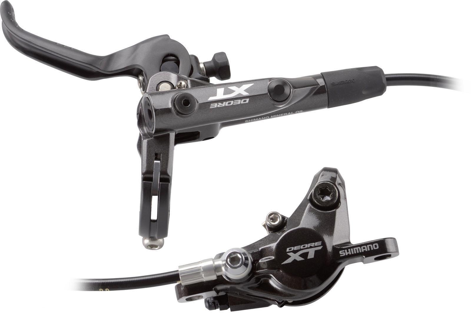 Shimano Bremsgriff M-8000 Technik & Freizeit/Sport & Freizeit/Fahrräder & Zubehör/Fahrradzubehör/Fahrradteile/Fahrradbremsen