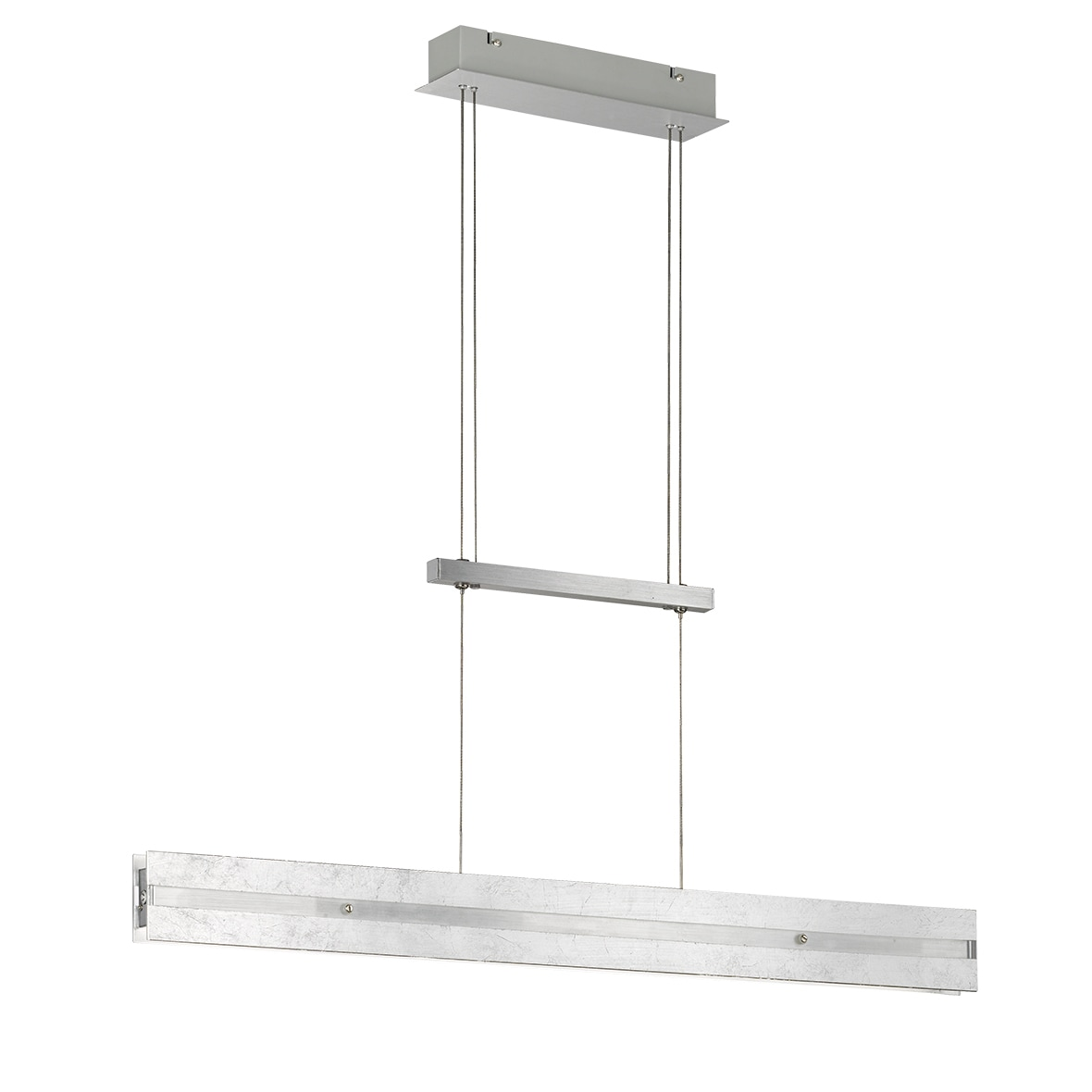WOFI LED Pendelleuchte Arlon, LED-Board, Warmweiß
