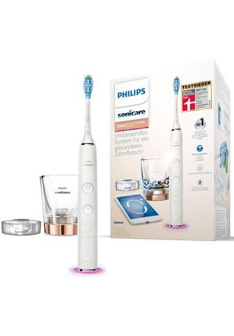 Philips Sonicare Schallzahnbürste HX9901 DiamondClean Smart, Aufsteckbürsten: 1 Stk. kaufen