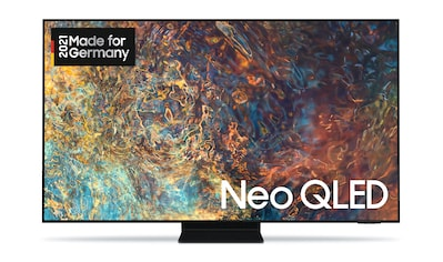 "Samsung QLED-Fernseher »GQ50QN90AAT«, 125 cm/50 "", 4K Ultra HD, Smart-TV kaufen"