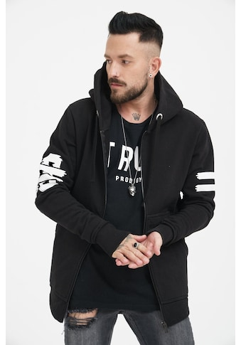 trueprodigy Sweatjacke »Fight for your Rights« kaufen