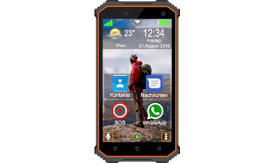 Beafon Smartphone »X5« kaufen