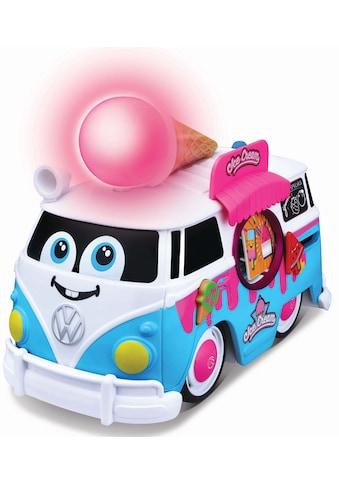bbJunior Spielzeug-Bus »VW Magic Ice Cream Bus«, mit Licht- und Soundeffekten kaufen