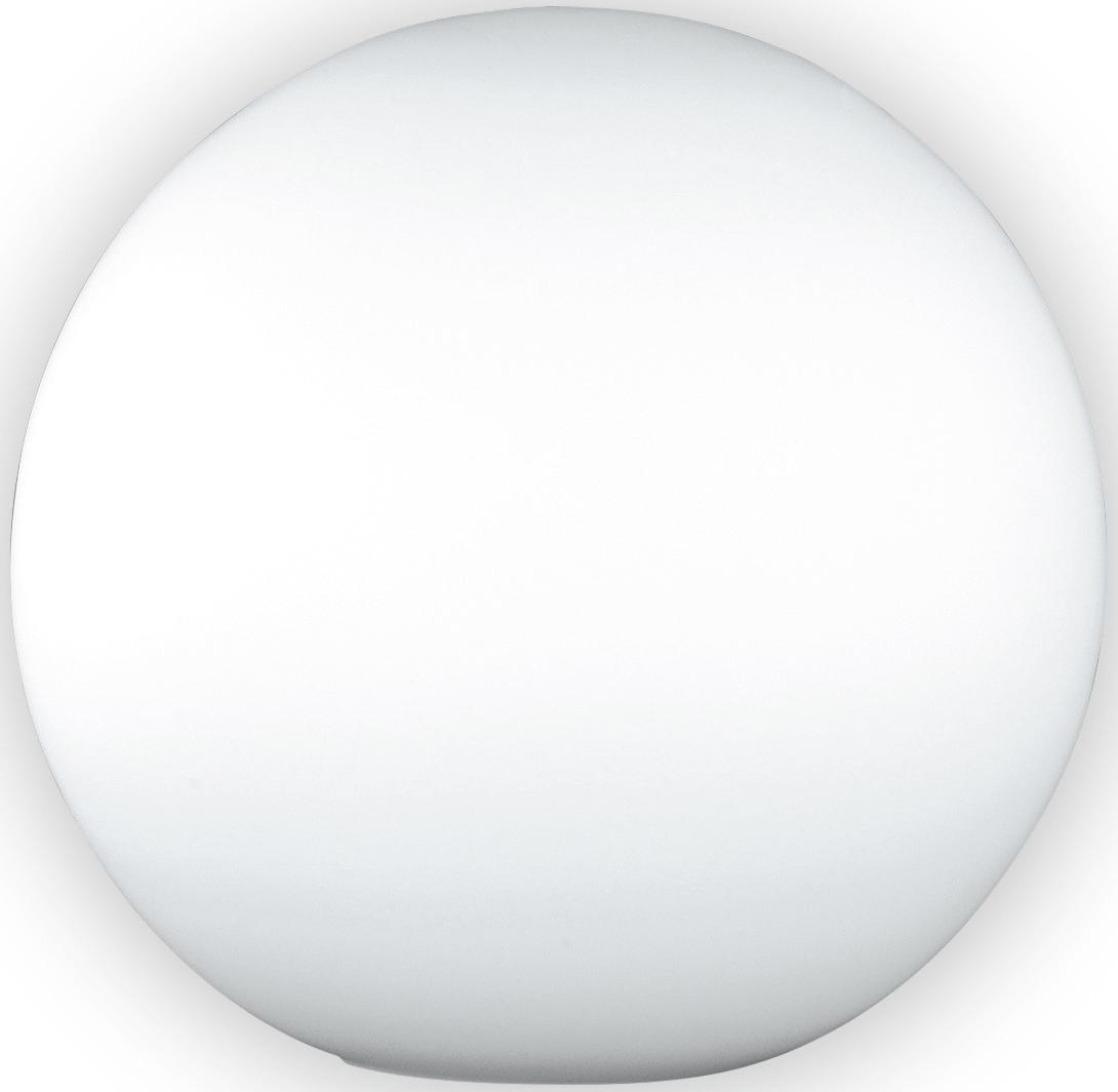 FISCHER & HONSEL Tischleuchte Kugel opal, E27