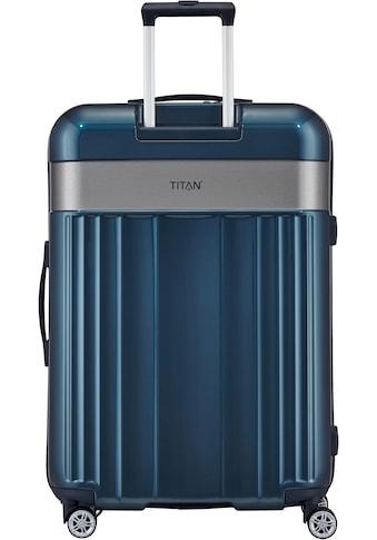 TITAN® Hartschalen-Trolley »Spotlight Flash, North Sea, 76 cm«, 4 Rollen kaufen