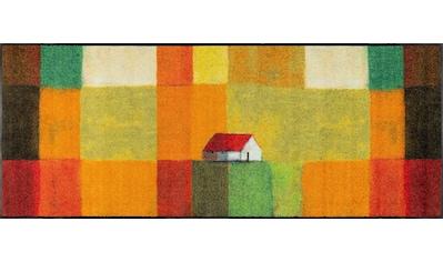 Läufer, »Meadow Lands«, wash+dry by Kleen - Tex, rechteckig, Höhe 7 mm, gedruckt kaufen