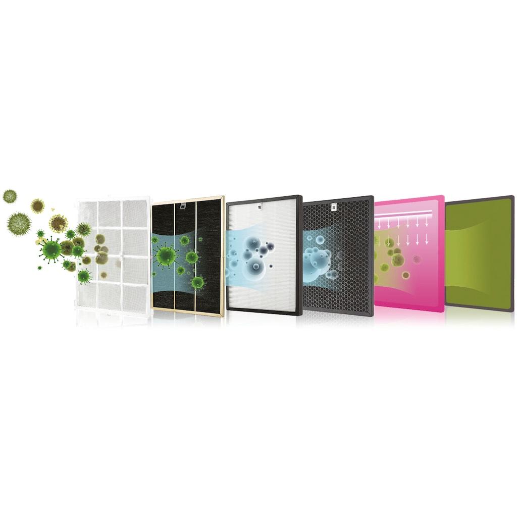 MediaShop Luftreiniger »Livington Air Purifier Deluxe«