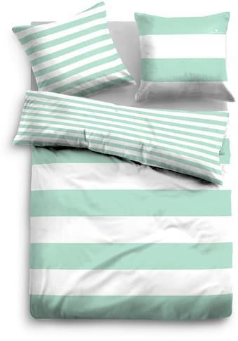 TOM TAILOR Wendebettwäsche »Siena«, im Streifen Design kaufen