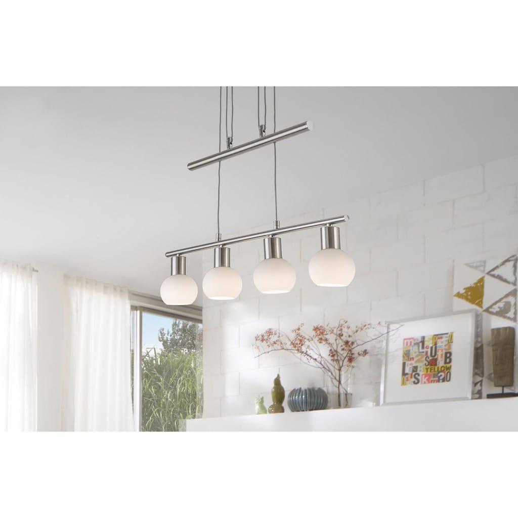 Nino Leuchten LED Pendelleuchte »LOXY«, E14, Warmweiß, LED Hängelampe, LED Hängeleuchte, dimmbar