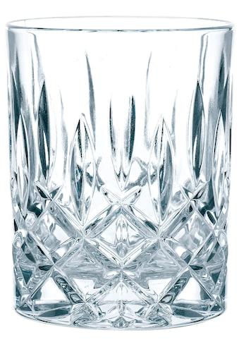 Nachtmann Whiskyglas »Noblesse«, (Set, 4 tlg.), edler Schliff, 4-teilig kaufen