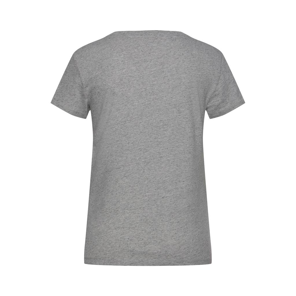 Levi's® T-Shirt »The Perfect Tee«, mit Logo-Print in Regenbogen-Farben