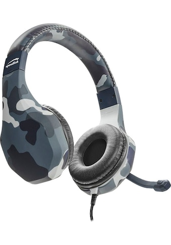 Speedlink »RAIDOR Stereo Headset PS4 blau« Gaming - Headset kaufen