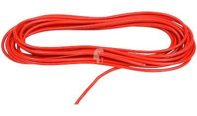 RAMSES Fahrzeugleitung , Rot 4 mm² 25 Meter kaufen