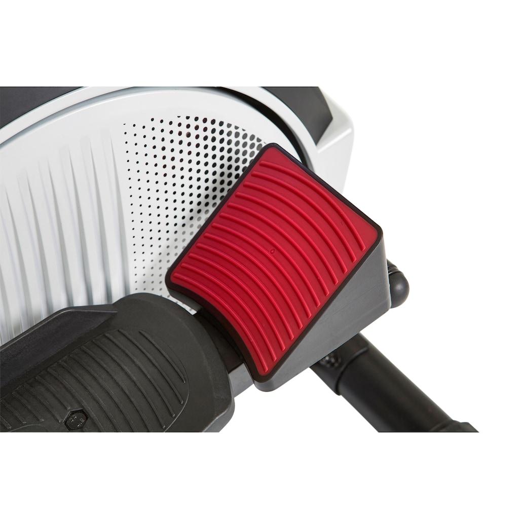 Hammer Crosstrainer-Ergometer »CX8 BT«, spezielle und innovative Trittplatte für intensives Po-und Beintraining