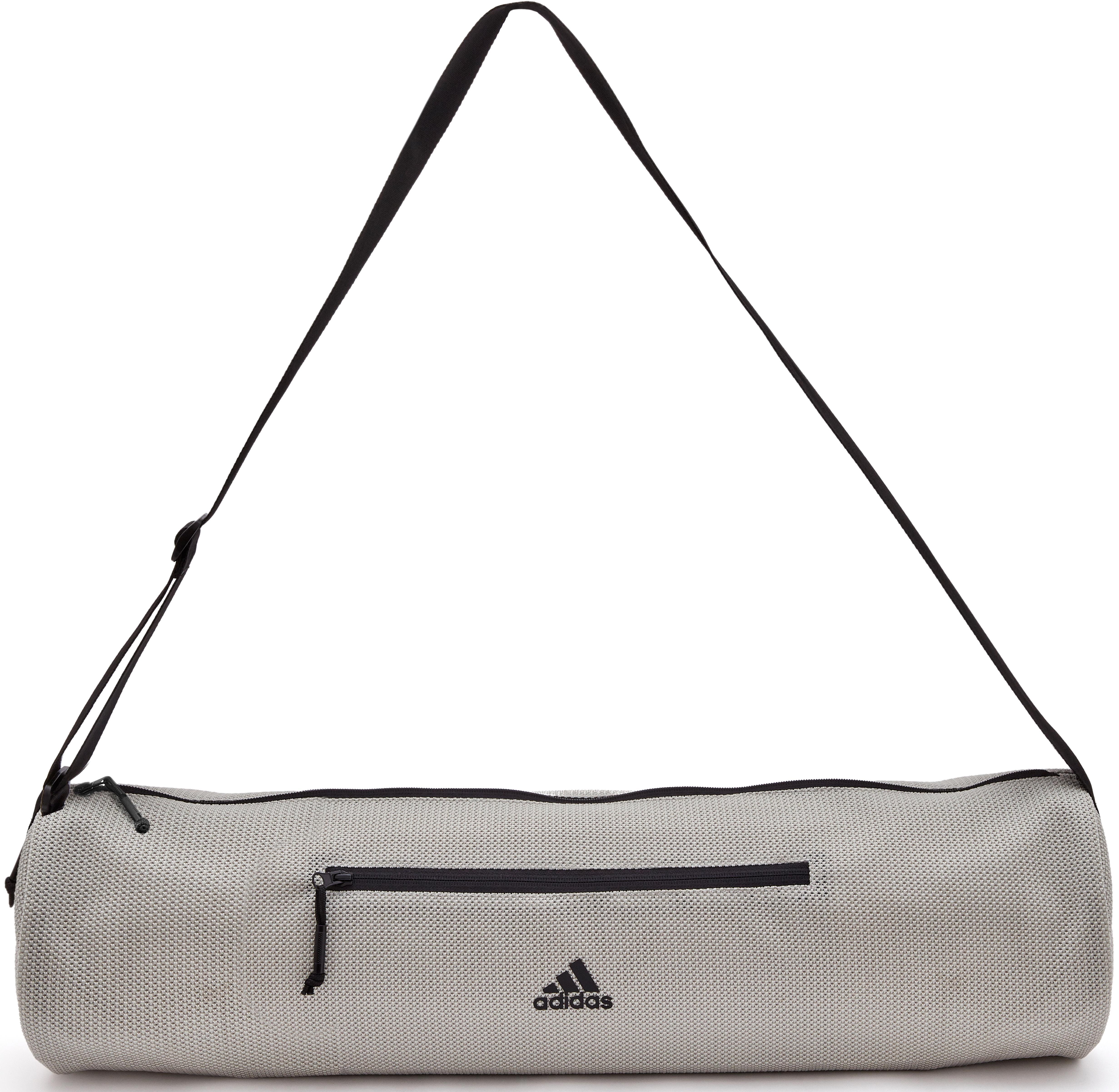 adidas Performance Yogatasche Mat Bag - Grey Technik & Freizeit/Sport & Freizeit/Sportausrüstung & Accessoires/Taschen/Yogataschen