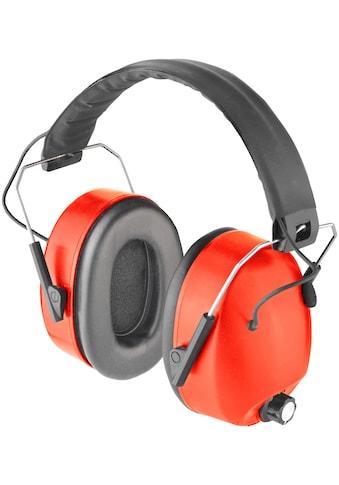 CONNEX Kapselgehörschutz »Elektronischer Kapselgehörschutz COXT938709« kaufen