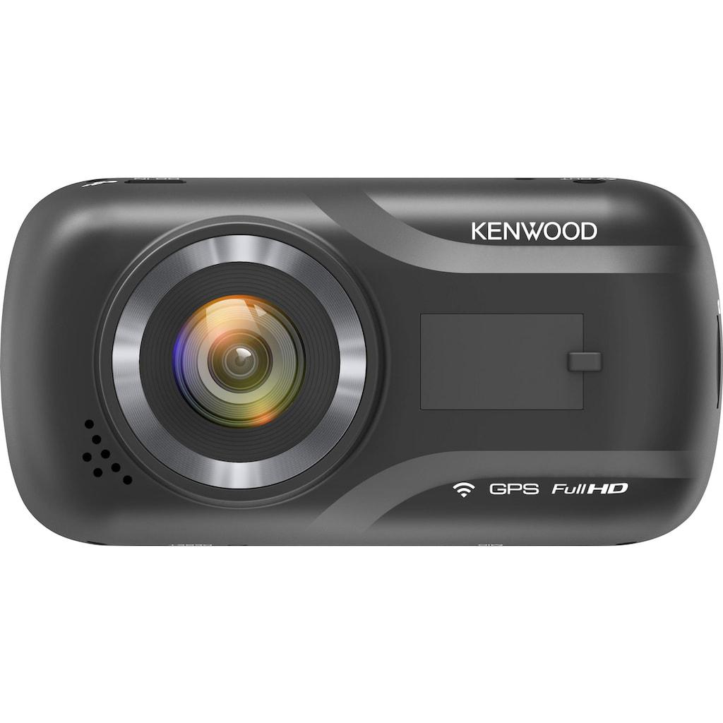 Kenwood Dashcam »DRV-A301W«, Full HD, WLAN (Wi-Fi)