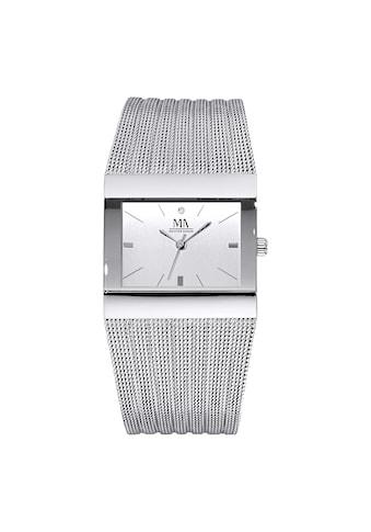 Meister Anker Uhr »Edelstahl silberfarben« kaufen