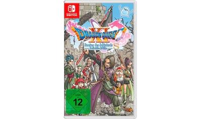 Nintendo Switch Spiel »DRAGON QUEST XI S: Streiter des Schicksals – Definitive Edition«, Nintendo Switch kaufen