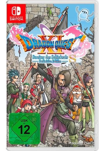 DRAGON QUEST XI S: Streiter des Schicksals – Definitive Edition Nintendo Switch kaufen