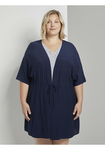 TOM TAILOR MY TRUE ME Blusenblazer »Blazer im Kimono - Look« kaufen