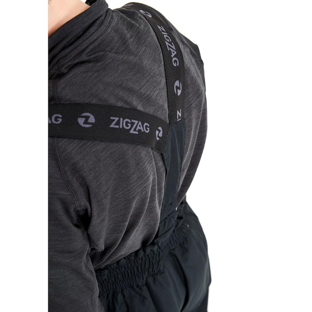 ZIGZAG Skihose »PROVO W-PRO«, mit 10.000 mm Wassersäule