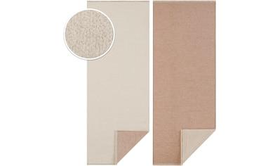 HANSE Home Läufer »Duo«, rechteckig, 7 mm Höhe, Wendetepich, Sisal-Optik kaufen