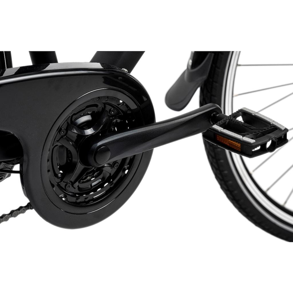 Adore E-Bike »Marseille«, 24 Gang, Shimano, Altus, Heckmotor 250 W, Akku PHYLION Li-Ion 36V/13 Ah 481 Wh