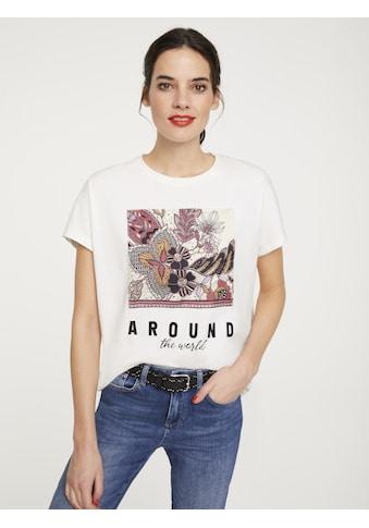 Shirt mit Blumendessin kaufen