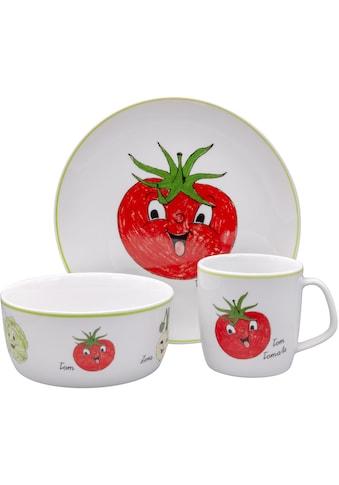 Eschenbach Kindergeschirr-Set »Gesunde Freunde Tomate«, (Set, 3 tlg.) kaufen
