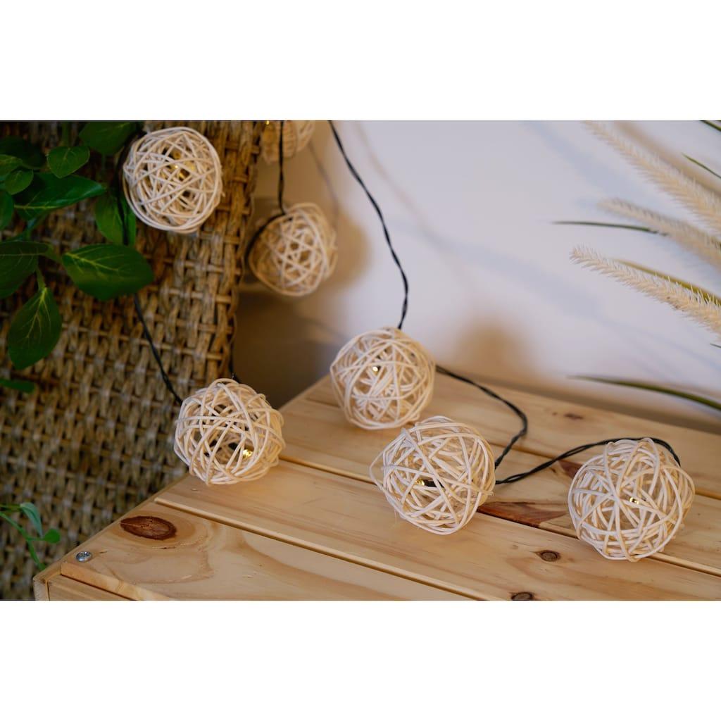 Pauleen LED-Lichterkette »Sunshine Drop«, Solarbetrieben