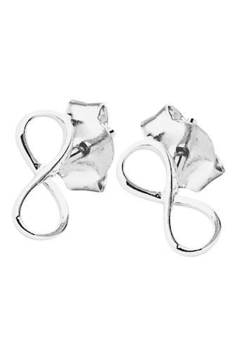 DOOSTI Paar Ohrstecker »Infinity/Unendlichkeitsschleife, SI - E - 03 - RH« kaufen