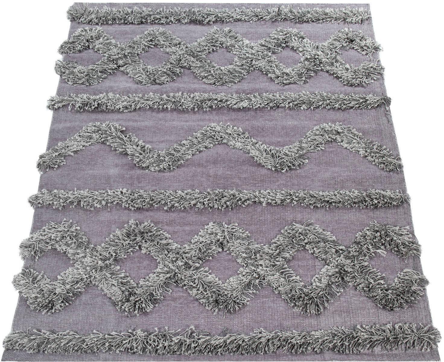 Teppich Loox 112 Paco Home rechteckig Höhe 75 mm maschinell gewebt