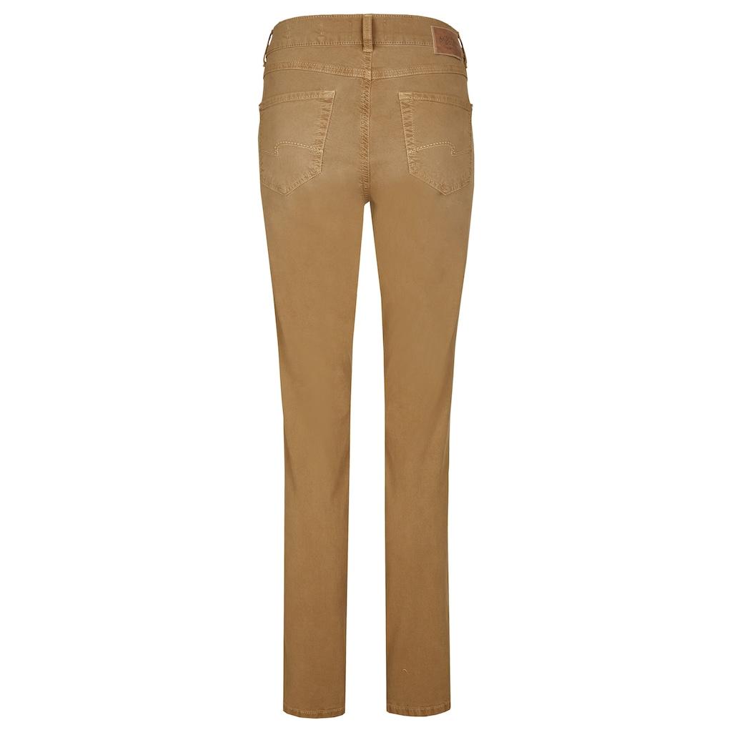 ANGELS Straight-Jeans, 'Cici' mit hochwertigem Coloured Denim