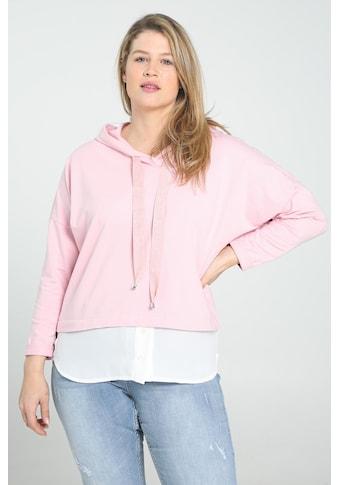 Paprika Longshirt »Lange Ärmel«, casual kaufen