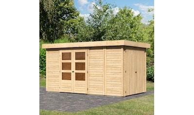 WOODFeeling Gartenhaus »Retola 5« kaufen