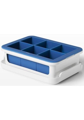 OXO Good Grips Eiswürfelform, ergibt 6 Eiswürfel von je 4,5 cm kaufen