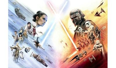 Komar Fototapete »STAR WARS EP9 Movie Poster Wide«, bedruckt-Comic, ausgezeichnet... kaufen