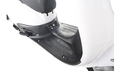 Alpha Motors Mofaroller »Firenze«, 25 PS, 50 ccm, 25 km/h, weiß inkl. Topcase kaufen