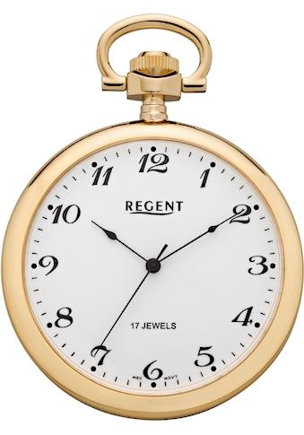 Regent Taschenuhr »P32« (Set, 2 tlg.) kaufen