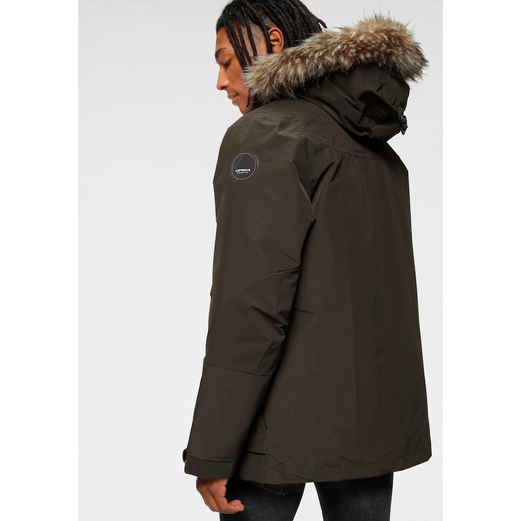Icepeak Regenjacke »BECKER«