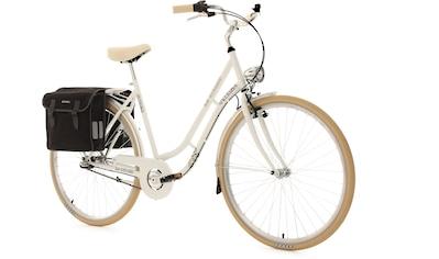 KS Cycling Cityrad »Verona«, 3 Gang Shimano Nexus Schaltwerk, Nabenschaltung kaufen
