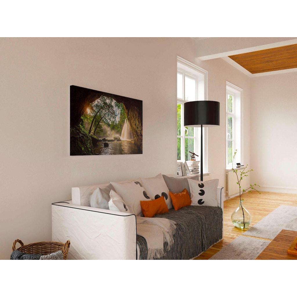 Reinders! Wandbild »Steinhöhle«